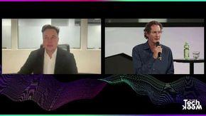 Elon Musk a Italian Tech Week 2021: il dialogo sul futuro con John Elkann e Maurizio Molinari