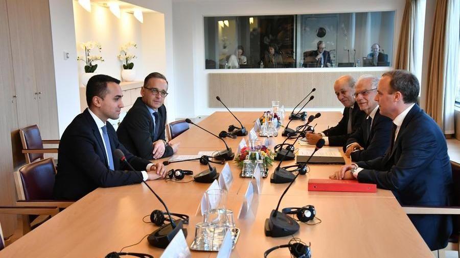 Libia, fallisce il vertice dei ministri Ue. Di Maio vola in Turchia per trattare – La Stampa