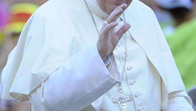 Papa Francesco incontra i signori di Google