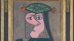 Spunta un Picasso al museo del Prado