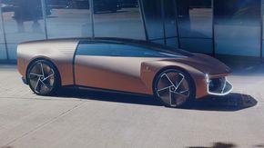 """Pininfarina Teorema, la concept car virtuale si """"prova"""" con la realtà aumentata"""