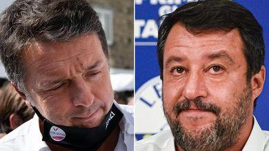 Elezioni: Salvini perde, Renzi crolla e anche i Cinque stelle non si sentono tanto bene