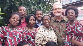 Congo, dove l'amore è più forte della guerra