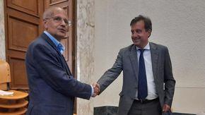 Russo e Schirru si sfidano per il governo di Savona