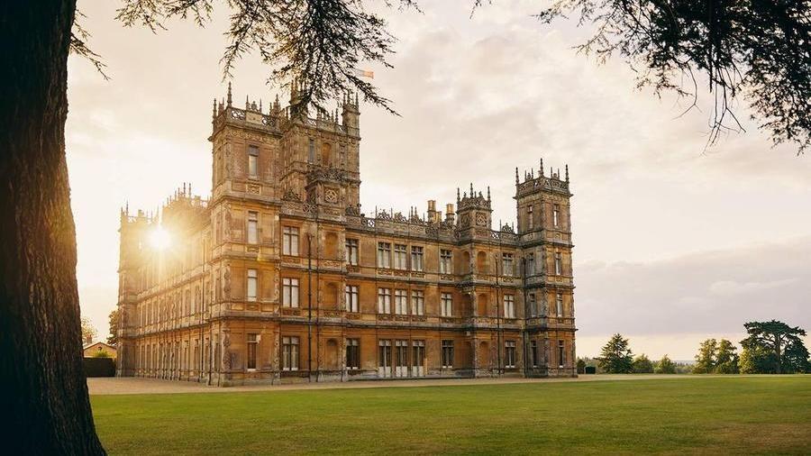 Dormire nel castello di Downton Abbey? Il sogno degli ...
