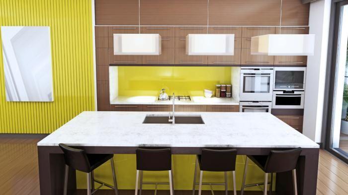 Rivestimenti per pareti in cucina<br/> - La Stampa