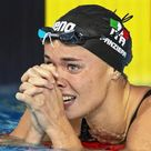 Europei di nuoto, azzurri straordinari: oro per Codia, Panziera e Quadarella