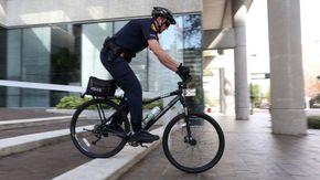 Alessandria ha rappresentato l'Italia al convegno sui bike patrol ad Anversa