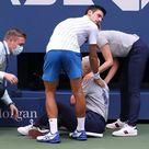 Tennis, colpisce una giudice di linea: Djokovic espulso dagli Us Open