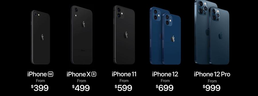 Con l'iPhone 12 Apple apre l'era degli smartphone 5G per tutti