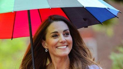 Come portare il lilla secondo Kate Middleton