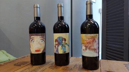 Denominazione d'origine inclusiva: sulle bottiglie le etichette dei ragazzi disabili