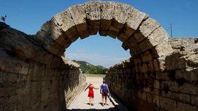 Olimpia e Corfù, la semplicità del Mito