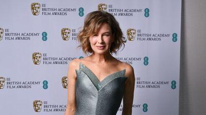 Renée Zellweger, regina dei BAFTA in Armani