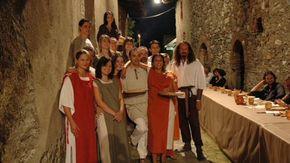 """""""Magnanus"""", nel Ricetto sulla Serra la domenica è all'insegna del Medioevo"""