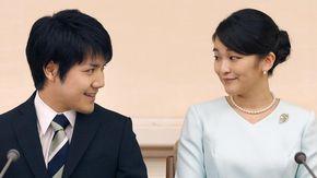 Mako, la principessa giapponese innamorata di un borghese che rinuncia al titolo e anche ai soldi