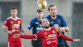 Amichevole calcio, Pro Patria -Alessandria 0-1. Il gol è del neo acquisto Pierozzi