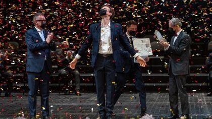 Il bielorusso Vitali Alekseenok  vince il Concorso Toscanini per direttori d'orchestra