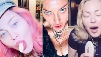 Stanca, scomposta, struccata: nell'era dei social Madonna rinnova il suo mito