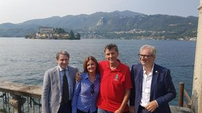 L'arte di Leonardo e Raffaello sale al Sacro monte di Orta con Pietro Marani e Vittorio Sgarbi