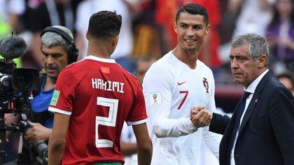 """Portogallo, Fernando Santos: """"Ronaldo è come un buon Porto"""". Renard: """"Fantastico il mio Marocco"""""""